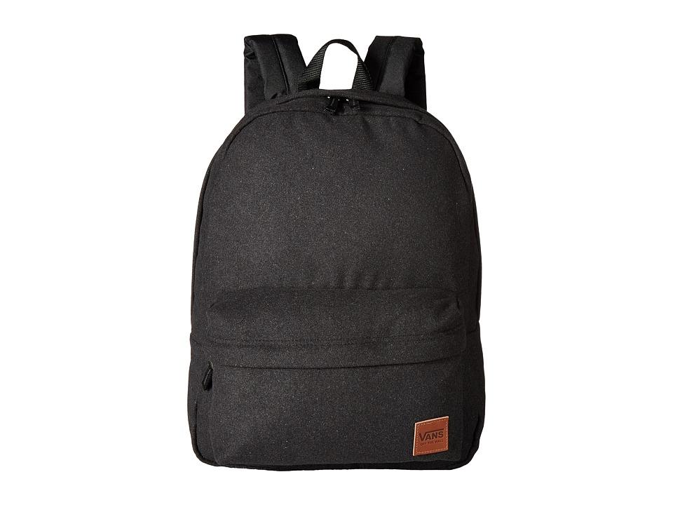 Vans Deana III Backpack (Black Heather) Backpack Bags