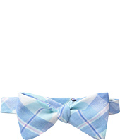 Vineyard Vines - Upper Bluff Plaid Woven Bow