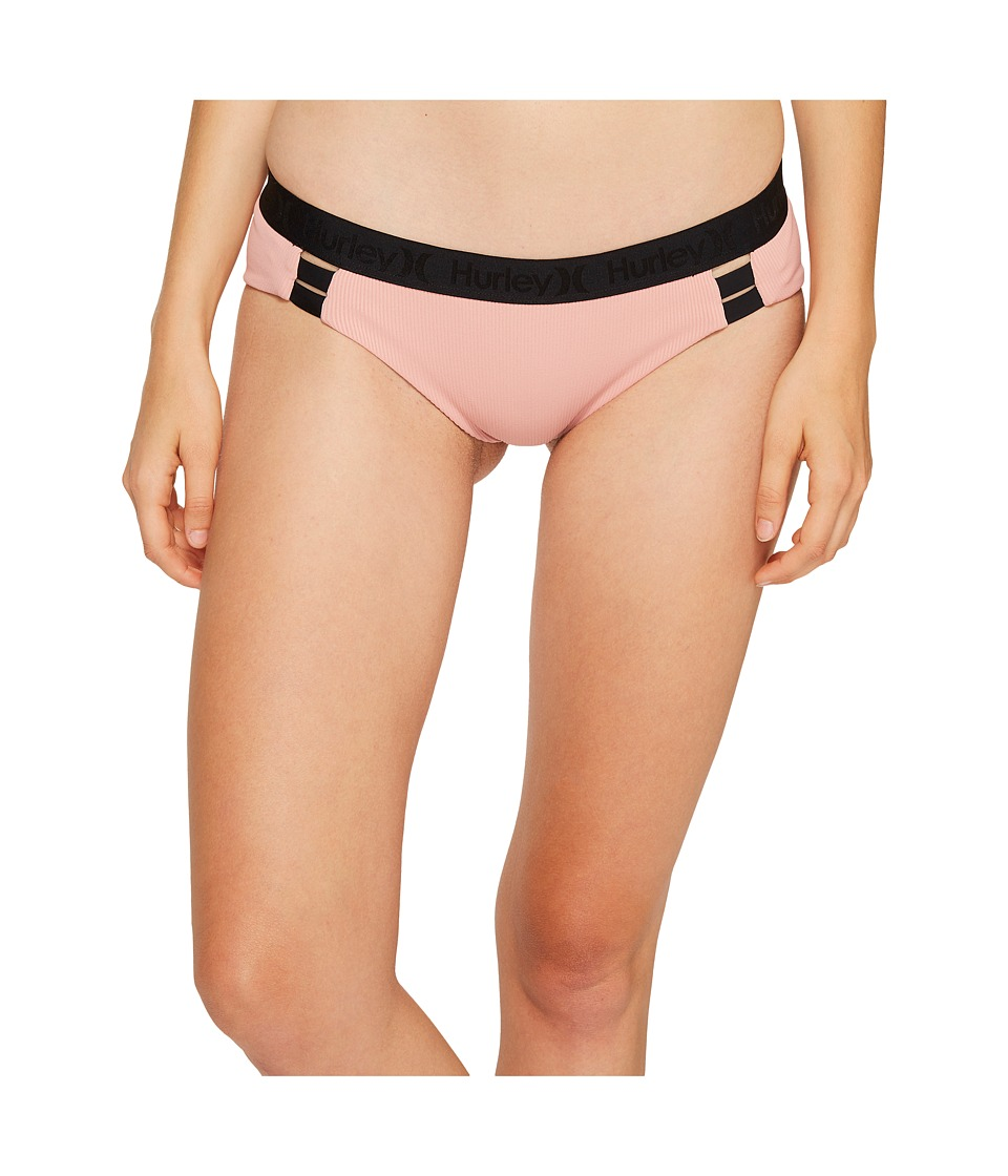 Hurley Quick Dry Boy Bottoms (Red Stardust) Women