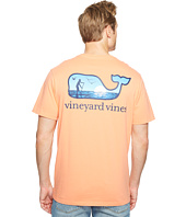 Vineyard Vines - Short Sleeve Paddle Board Whale Pocket Tee