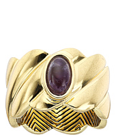 House of Harlow 1960 - Ribbed Valda Ring