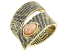 House of Harlow 1960 - Tanta Crosshatch Ring