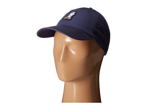 Vans Peanuts Court Side Hat - True Navy