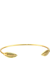 House of Harlow 1960 - Sacred Leaf Cuff Bracelet