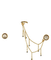 House of Harlow 1960 - Coronado Dangle Chain Ear Cuff Set Earrings
