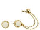 House of Harlow 1960 - Coronado Double Chain Ear Cuff Earrings