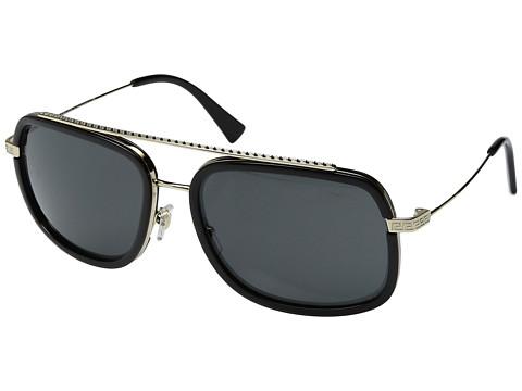 Versace VE2173 - Pale Gold/Black/Grey