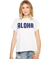 MIKOH SWIMWEAR - Old School Aloha T-Shirt