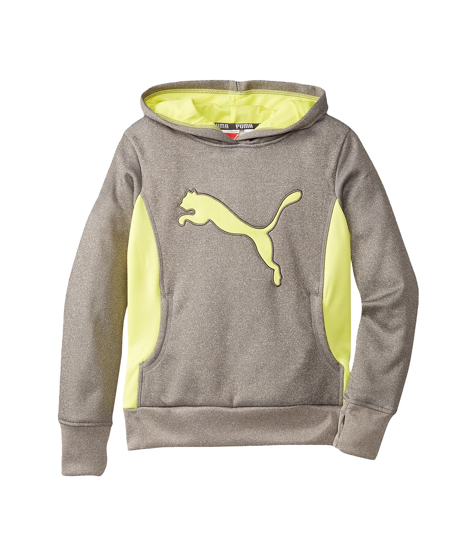 Puma Kids - Cat Hoodie with Thumb Hole (Little Kids) (Med...
