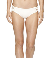 MIKOH SWIMWEAR - Tamarindo Side Macrame Detailed Bottom