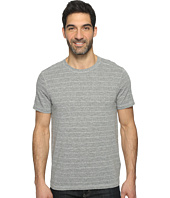 Agave Denim - Pete Short Sleeve Crew Neck Tri-Blend Stripe