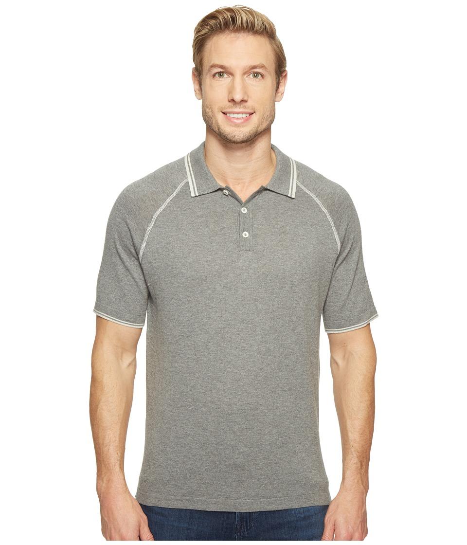 Agave Denim - Watson 100% Supima Short Sleeve Polo w/ Tipping