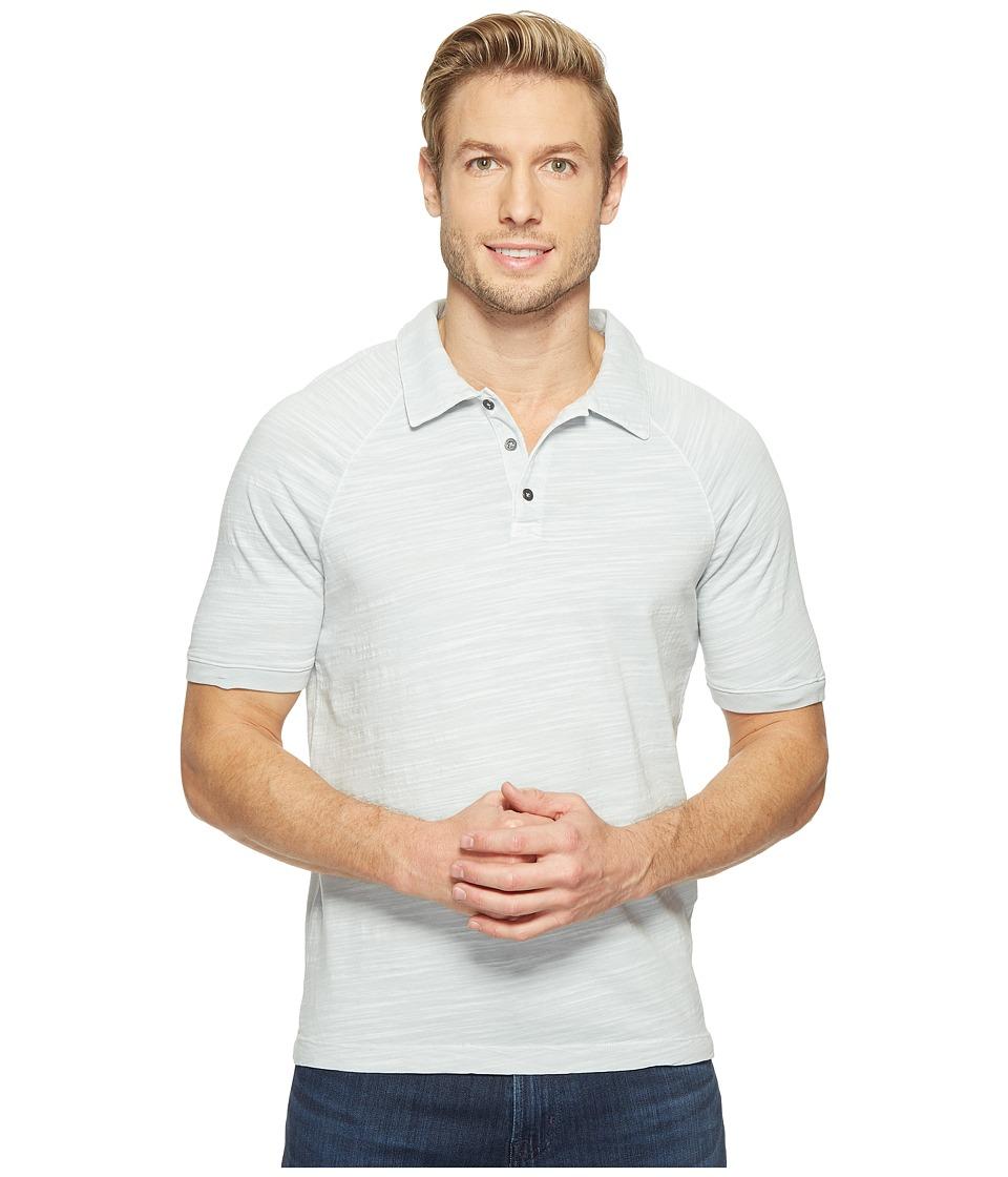 Agave Denim - Dingo Short Sleeve Polo Vintage Slub
