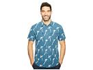 Agave Denim - Short Sleeve Linen Palm Shirt