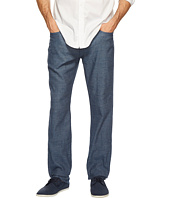 Agave Denim - Classic Straight Coco Melange Twill in Blue Sand