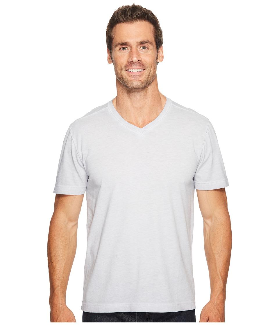 Agave Denim Skipfry Short Sleeve V-Neck Antique Wash (High-Rise) Men