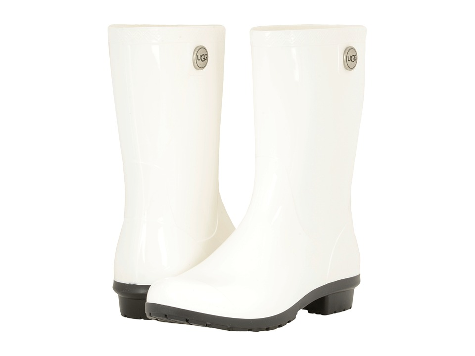 UGG Sienna (White/Black) Women