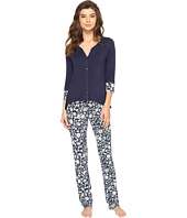 Lucky Brand - Button Down Pajamas