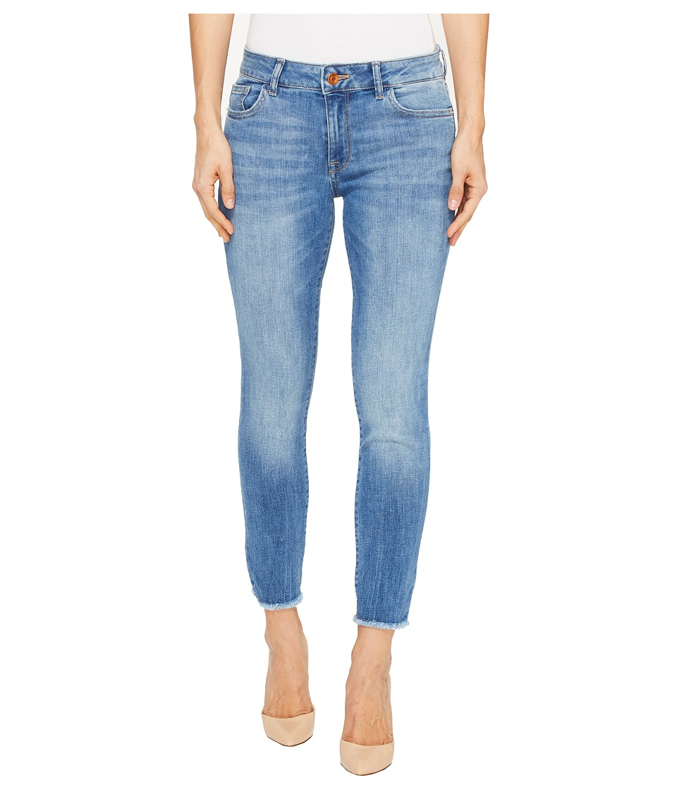 DL1961 - Florence Instasculpt Ankle Crop Jeans in Nugget