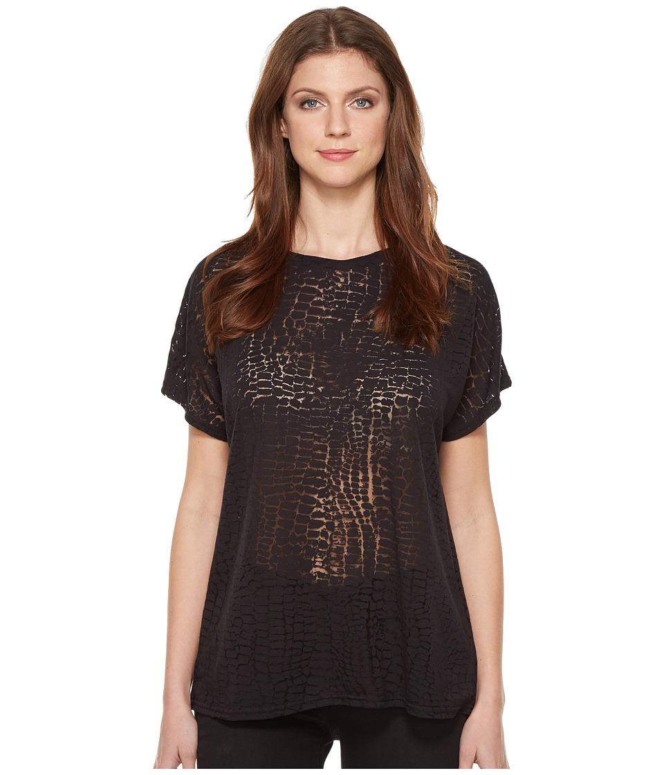 Diesel T-Hanna-AB T-Shirt (Black) Women