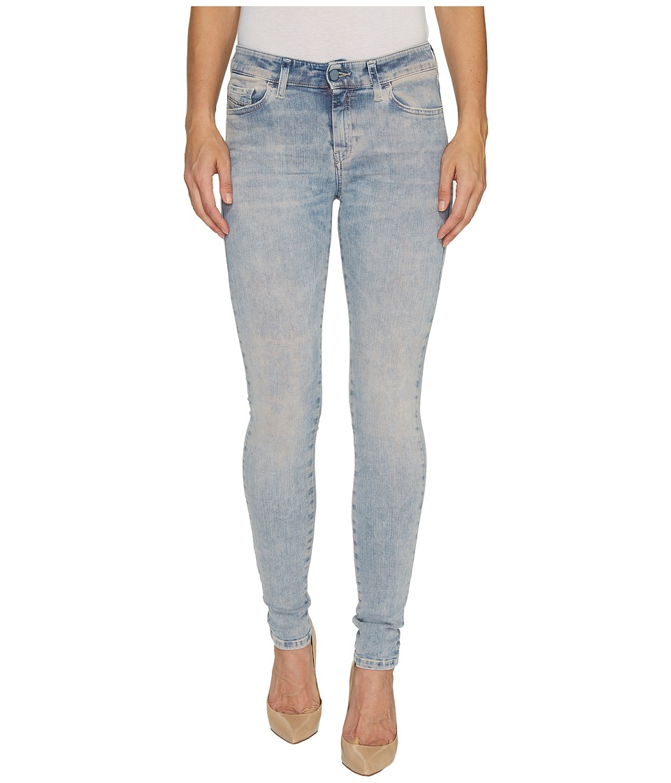 Diesel Slandy L.32 Trousers 84CQ (Denim) Women