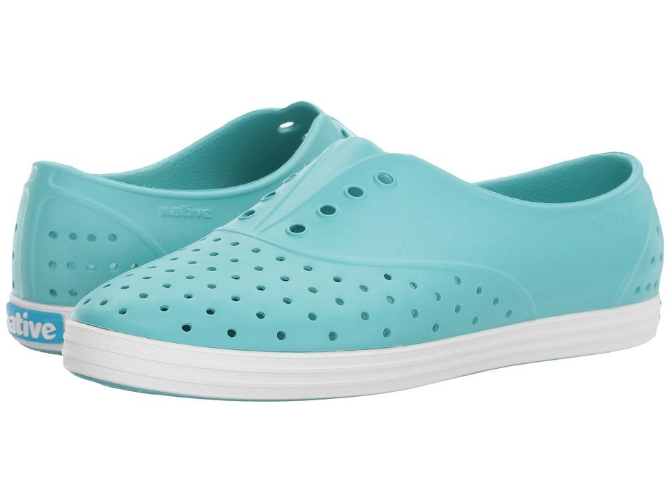Native Shoes Jericho (Pool Blue/Shell White) Women
