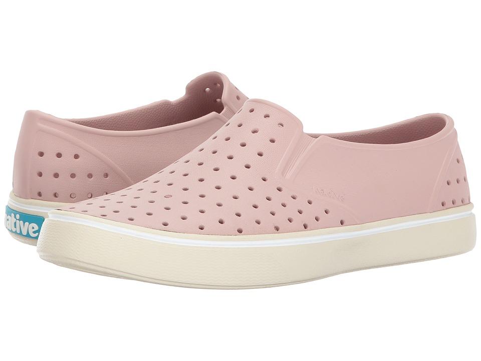 Native Shoes Miles (Chameleon Pink/Bone White) Athletic Shoes