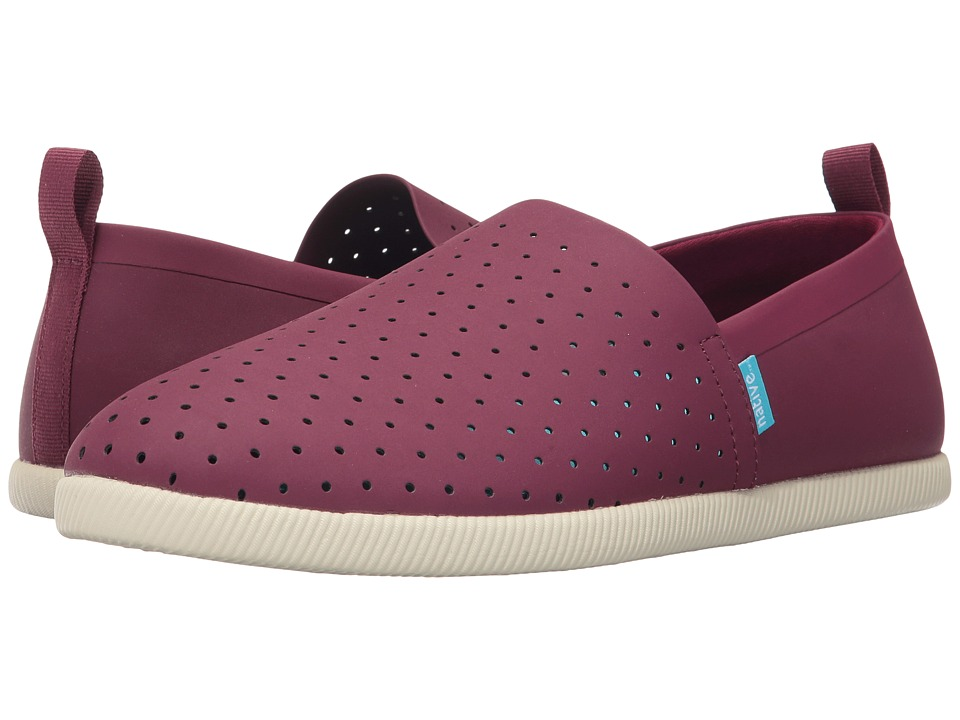 Native Shoes Venice (Root Red/Bone White) Shoes