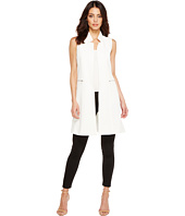 Calvin Klein - Long Vest with Zips