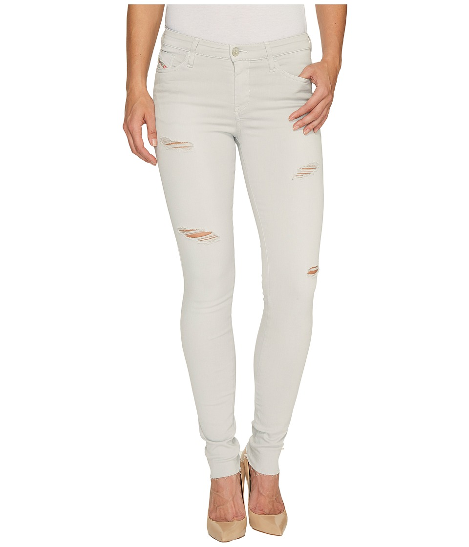Diesel Skinzee L.32 Trousers 84EX (Denim) Women