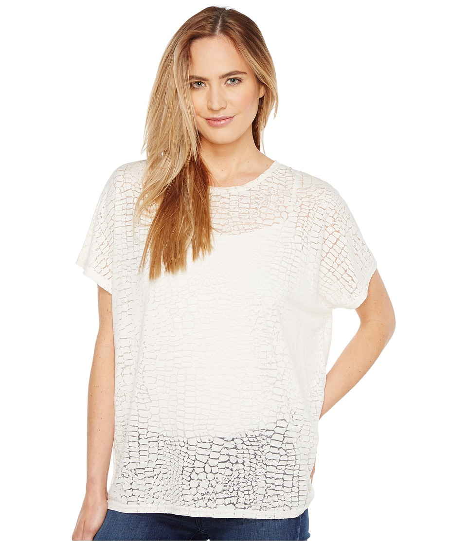Diesel T-Hanna-AB T-Shirt (White) Women