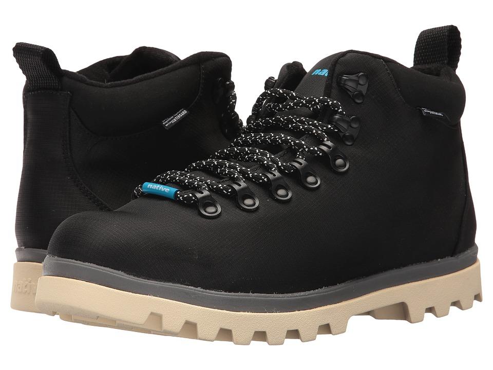 Native Shoes Fitzsimmons Treklite (Jiffy Black/Dublin Grey/Bone White) Shoes