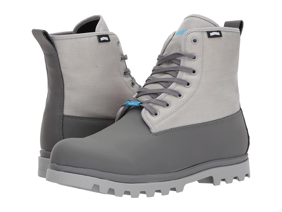 Native Shoes Johnny Treklite (Dublin Grey/Pigeon Grey) Shoes