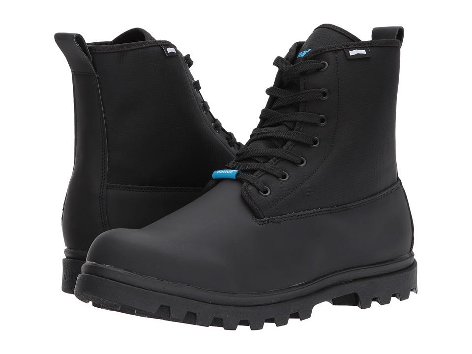 Native Shoes Johnny Treklite (Jiffy Black/Jiffy Black) Shoes