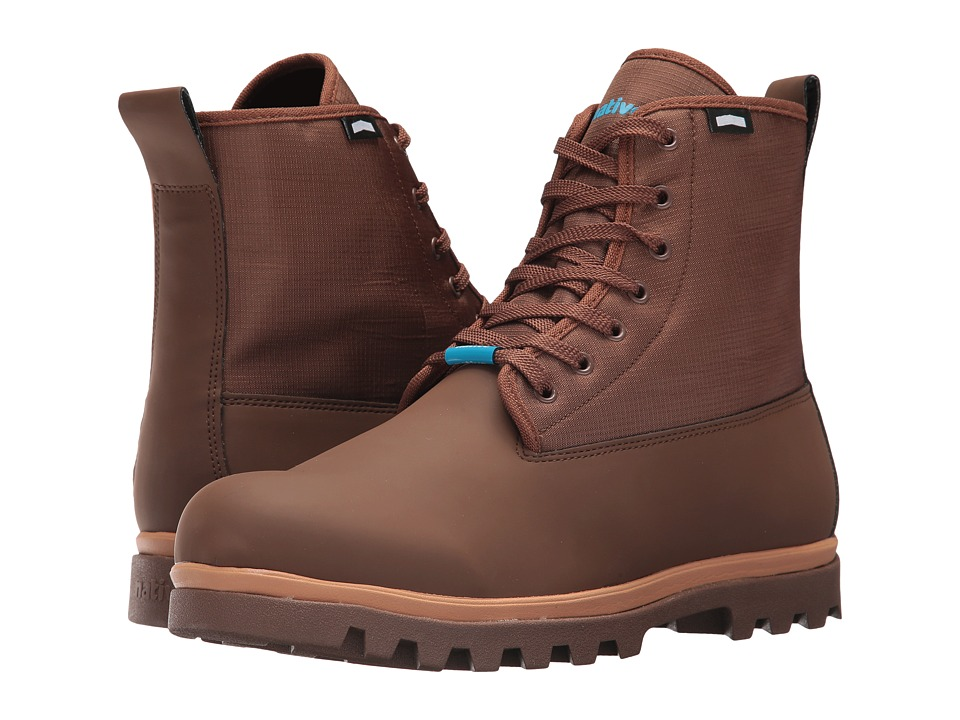 Native Shoes Johnny Treklite (Howler Brown/Howler Brown) Shoes
