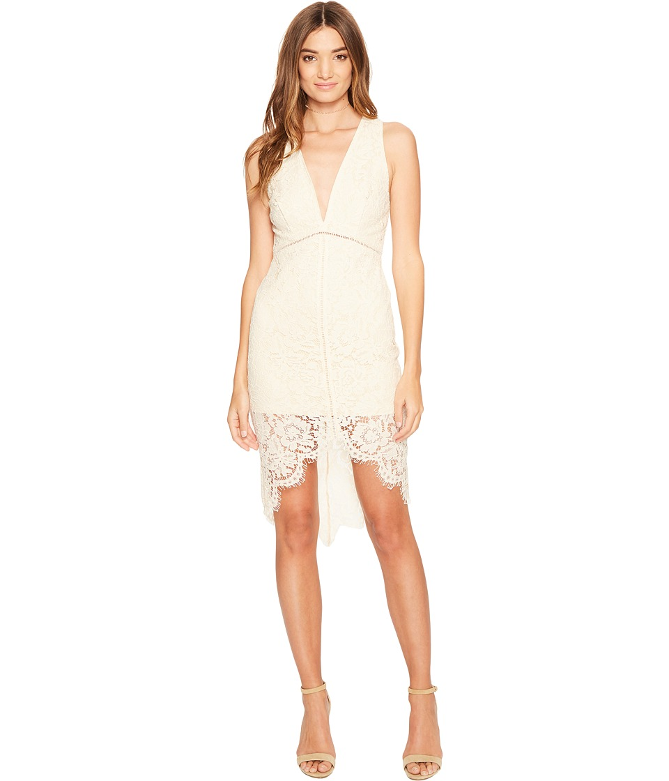ASTR the Label Caroline Dress (Vintage Cream) Women