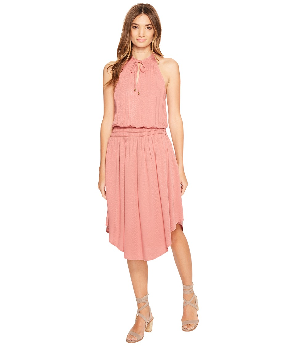 ASTR the Label Elisa Dress (Watermelon Pink) Women