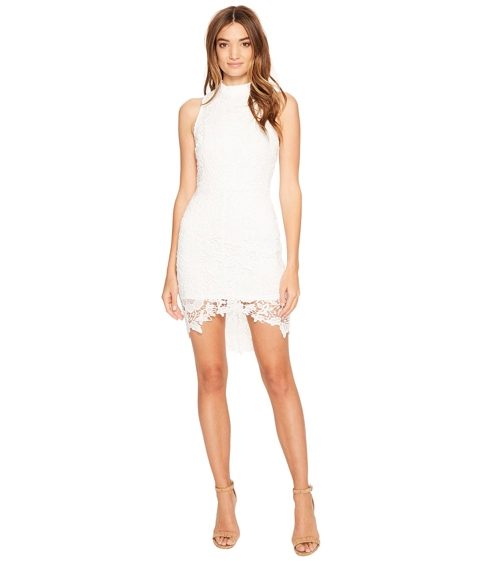 ASTR the Label Samantha Lace Dress (White) Women