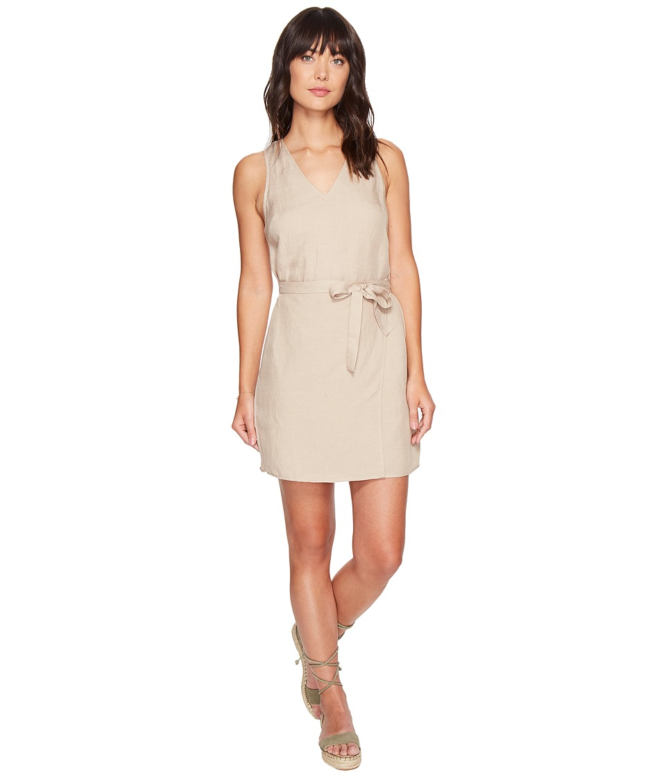 ASTR the Label Odette Dress (Taupe) Women