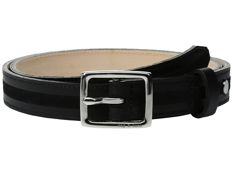 rag & bone - Dylan Tricolor Belt
