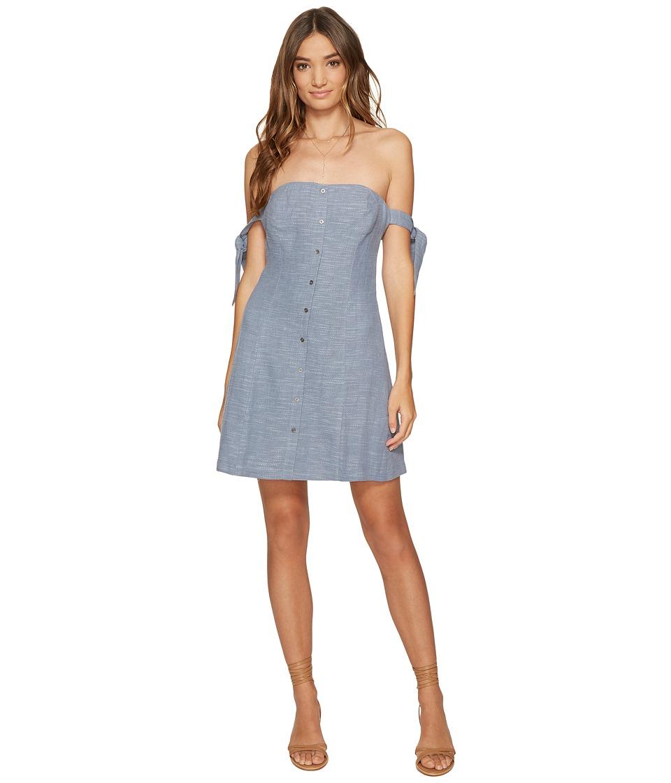 ASTR the Label Araceli Dress (Sky Blue) Women