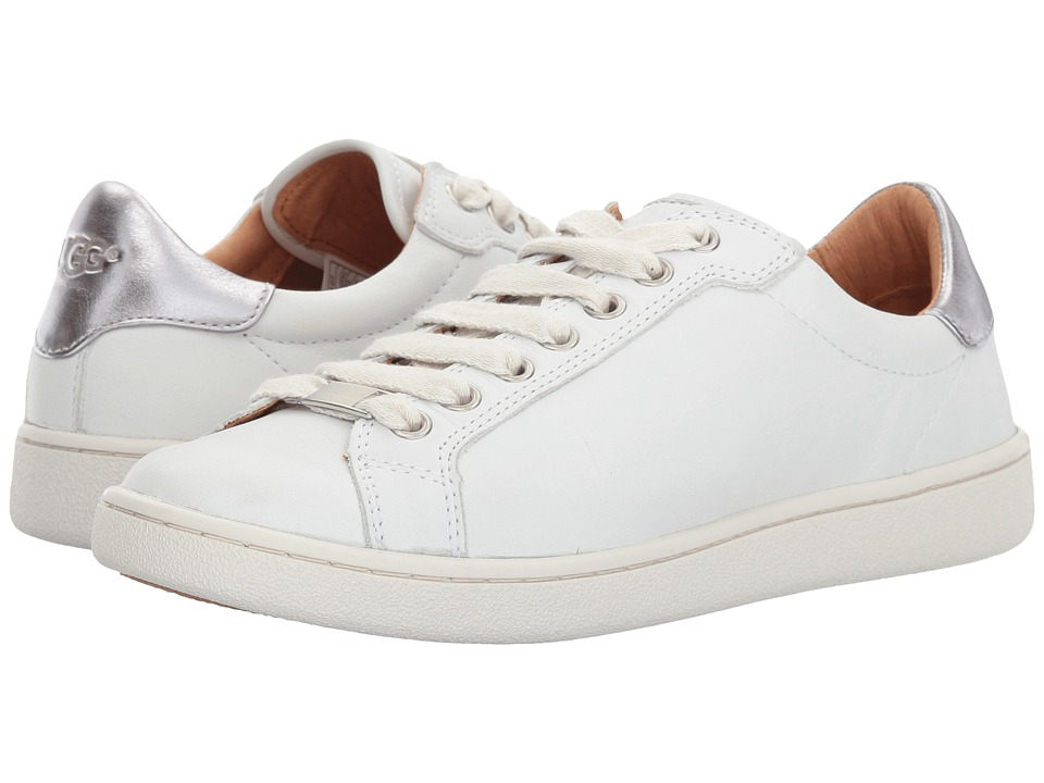 UGG Milo (White) Slip-On Shoes
