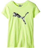 Puma Kids - PUMA® Tee with Headband (Big Kids)