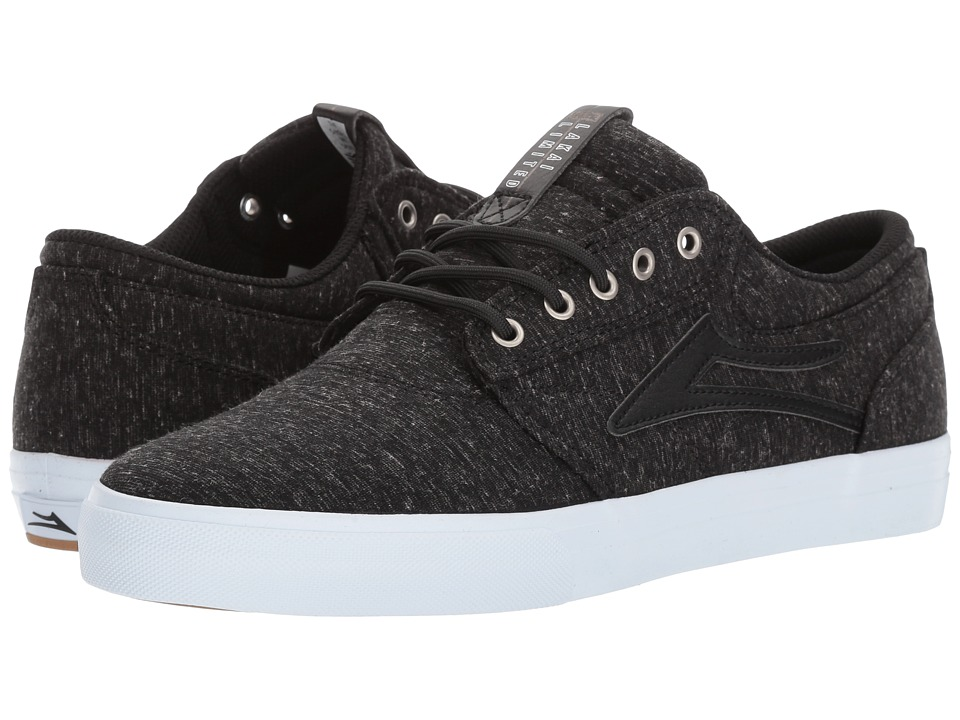 Lakai Daly Mj Skate Shoes Black White