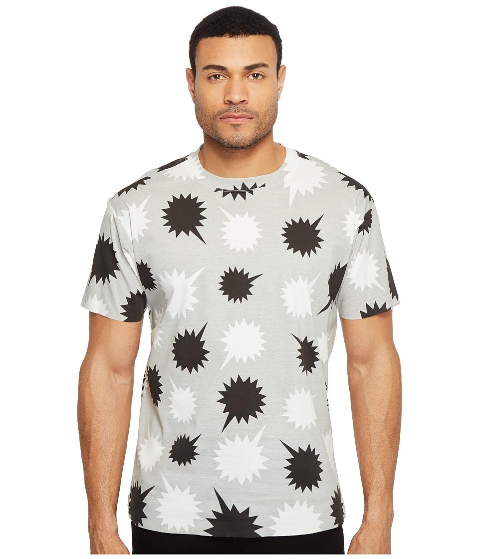 Diesel T-Wallace-NB T-Shirt (Black) Men
