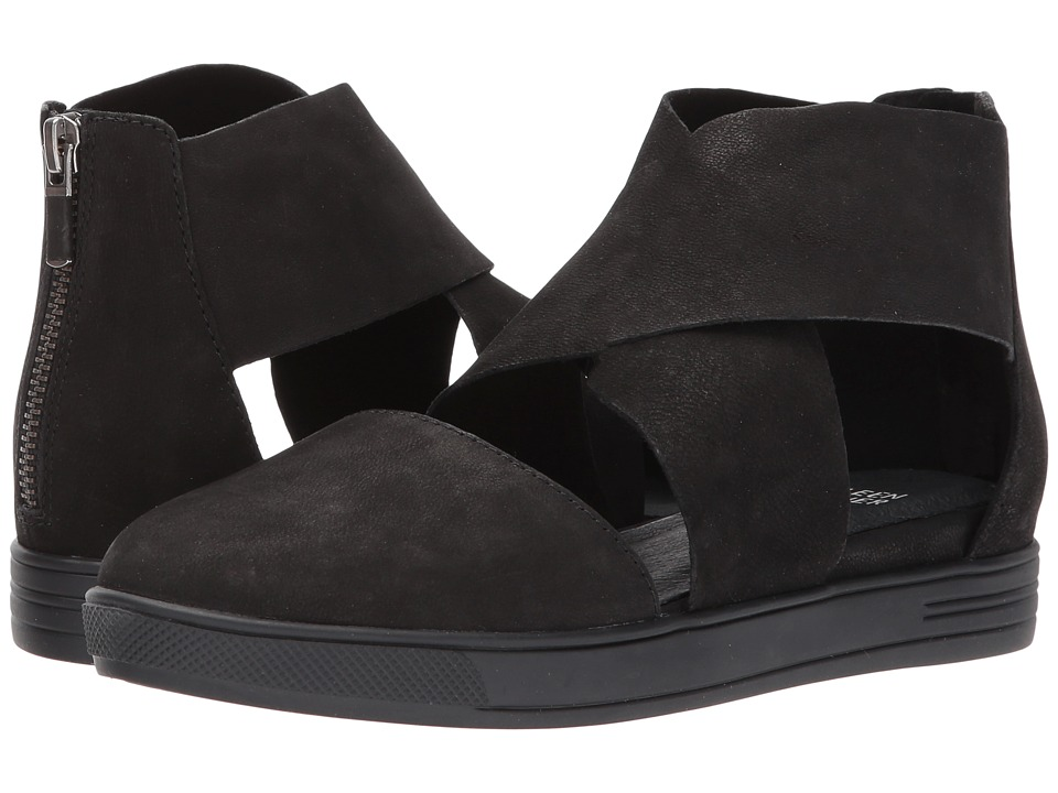 Eileen Fisher Carver (Black Nubuck) Women