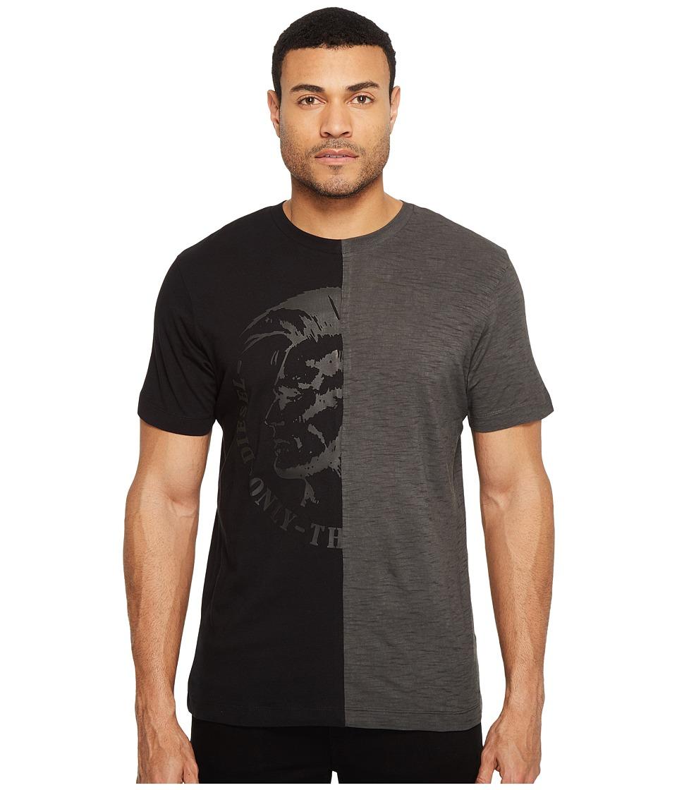 Diesel T-Joe-NX T-Shirt (Black) Men