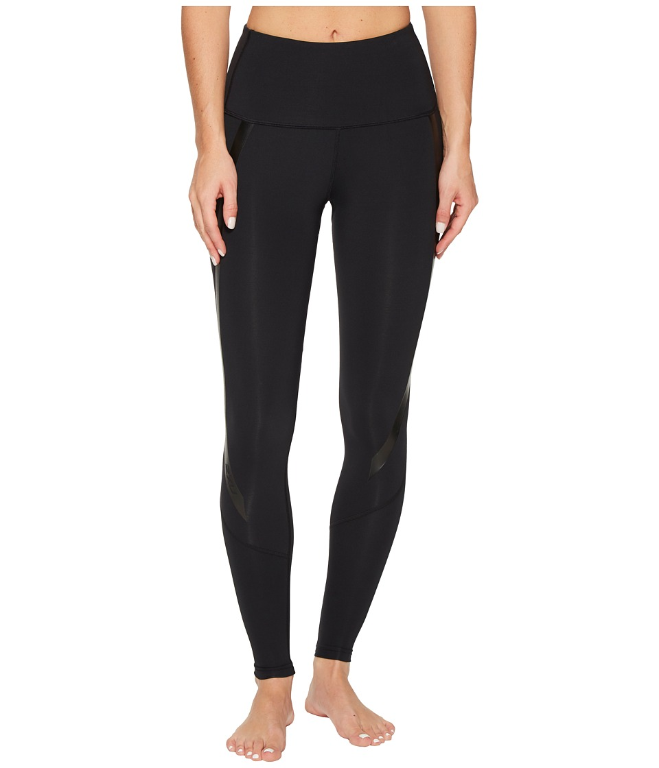 2XU Hi-Rise Compression Tights (Black/Nero) Women
