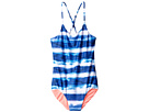 Seafolly Kids Riviera Belle Tank One-Piece (Little Kids/Big Kids)