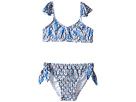 Seafolly Kids Cute D'Azure Tankini (Toddler/Little Kids)